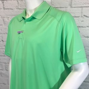 Nike Golf Dri Fit tour performance polo size XL